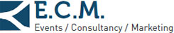 Logo ECM EventsConsultancyMarketing